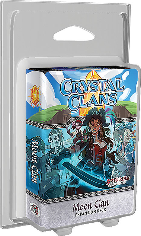 Crystal Clans: Moon Clan Expansion Deck