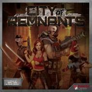 City Of Remnants Board Game Box Front
