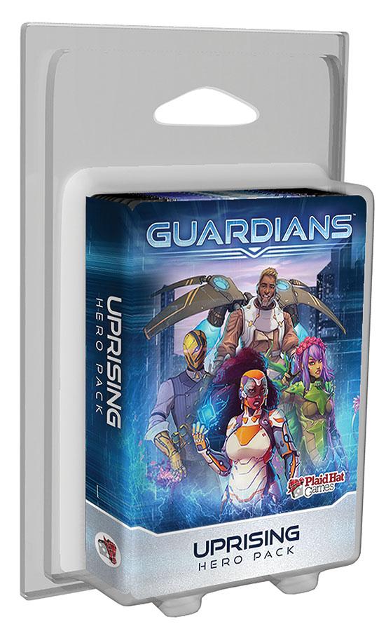 Guardians: Hero Pack - Uprising Expansion Game Box