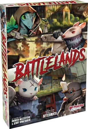 Battlelands Game Box