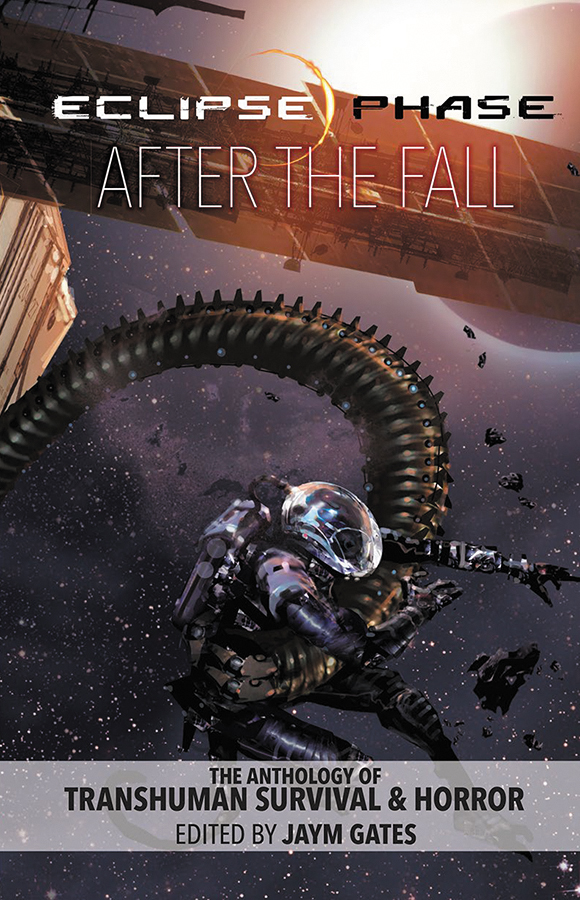 Eclipse Phase: After The Fall Paperback Box Front