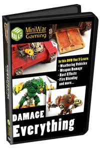 Damage Everything Dvd Box Front