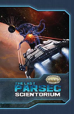 Savage Worlds Rpg: The Last Parsec: Scientorium Box Front