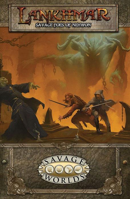 Savage Worlds Rpg: Lankhmar - Savage Foes Of Nehwon Limited Edition (hardcover) Box Front