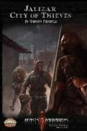 Savage Worlds Rpg: Beasts And Barbarians: Jalizar City Of Thieves Box Front