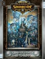 Warmachine: Forces Of Warmachine - Convergence Of Cyriss (hardcover) Box Front