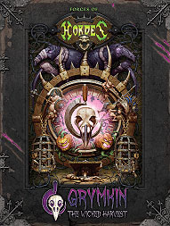 Hordes: Forces Of Hordes - Grymkin The Wicked Harvest (hardcover) Box Front