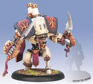 Warmachine: The Protectorate Of Menoth Blood Of Martyrs Character Heavy Warjack (upgradge Kit) Box Front