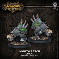 Warmachine: Cryx Nightwretch Bonejack (2)(plastic) Box Front