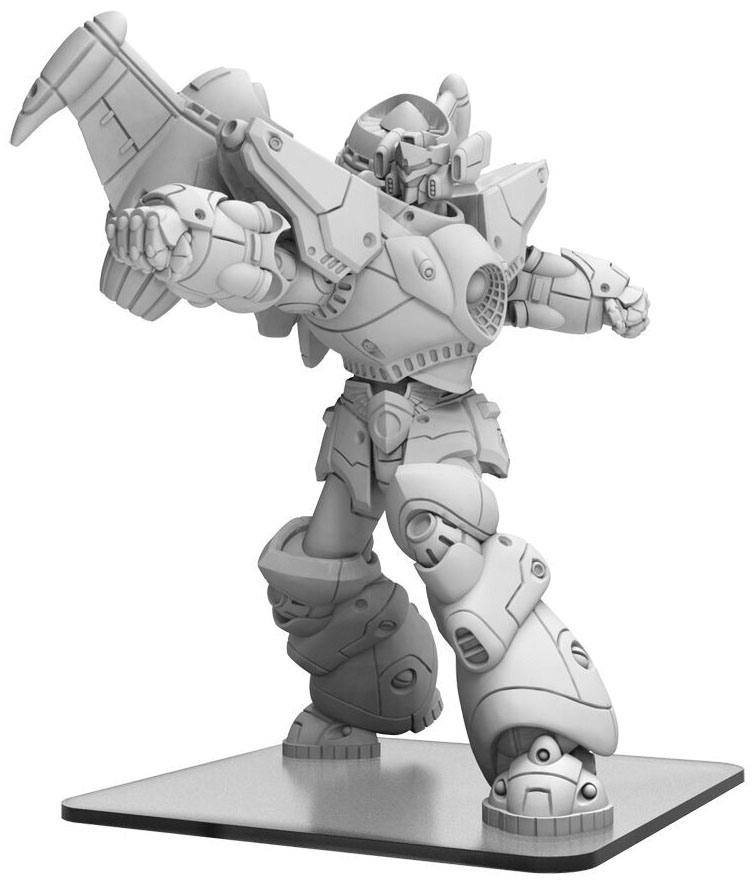 Monsterpocalypse: G.u.a.r.d. Sky Sentinel Monster (resin) Game Box