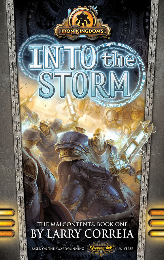 Skull Island Expeditions: The Malcontents - Into The Storm, Book 1 Box Front