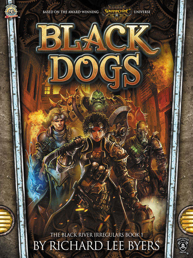 Skull Island Expeditions: Black River Irregulars - Black Dogs Box Front