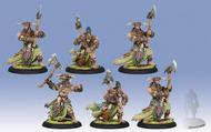Hordes: Circle Orboros Tharn Ravagers Unit (plastic) Box Front