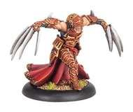 Hordes: Skorne Master Tormentor Morghoul Warlock (white Metal) Box Front