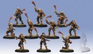 Hordes: Skorne Venator Slingers Unit (white Metal) Box Front