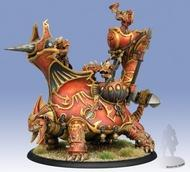 Hordes: Skorne Siege Animantarax Battle Engine (resin And White Metal) Box Front