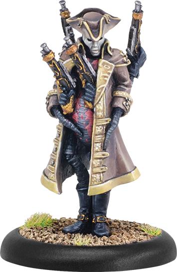 Hordes: Grymkin Lord Longfellow Solo (plastic) Box Front