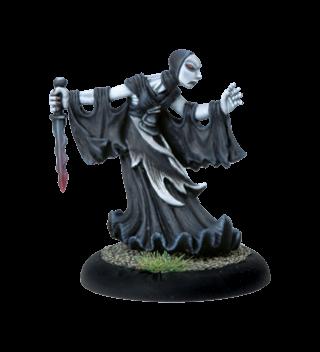 Iron Kingdoms Full Metal Fantasy Rpg: Umbral Sorcerer (white Metal) Box Front