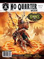 No Quarter Magazine #30 Box Front