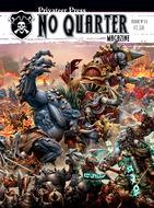 No Quarter Magazine #31 Box Front