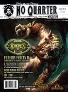 No Quarter Magazine #32 Box Front