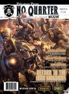 No Quarter Magazine #40 Box Front