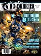 No Quarter Magazine #41 Box Front