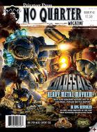 No Quarter Magazine #42 Box Front