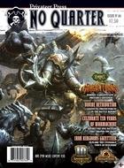 No Quarter Magazine #46 Box Front
