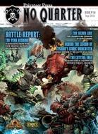 No Quarter Magazine #50 Box Front