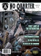 No Quarter Magazine #51 Box Front