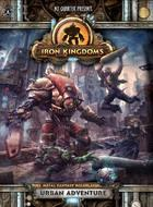 No Quarter Presents: Iron Kingdoms Urban Adventure Box Front
