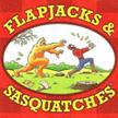 Flapjacks And Sasquatches Box Front