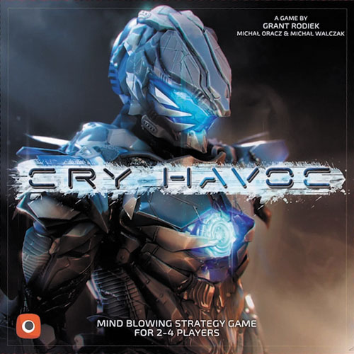 Cry Havoc Box Front