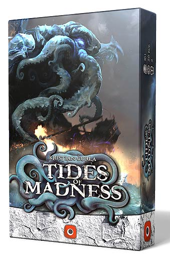 Tides Of Madness Box Front