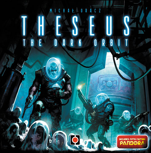 Theseus: The Dark Orbit Box Front