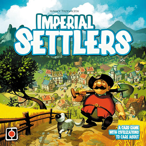 Imperial Settlers Box Front