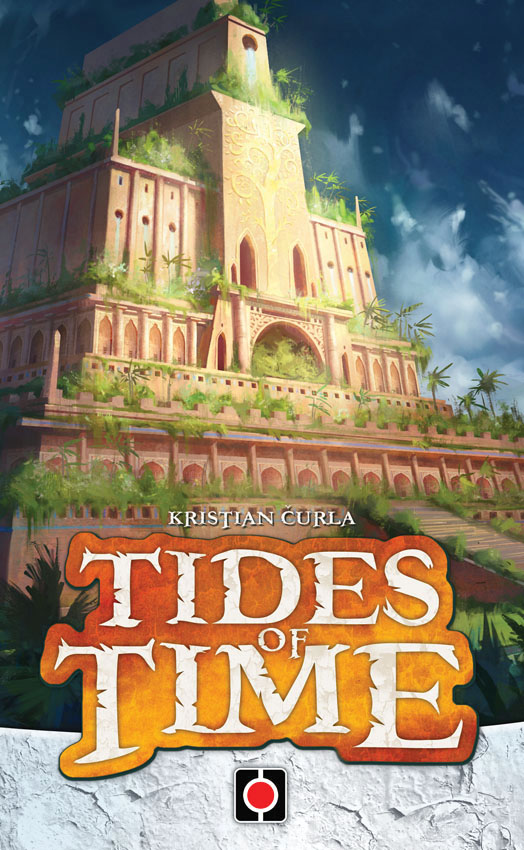 Tides Of Time Box Front