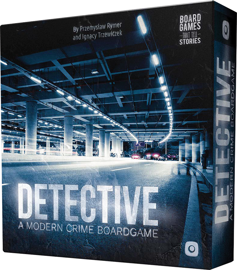 Detective Box Front
