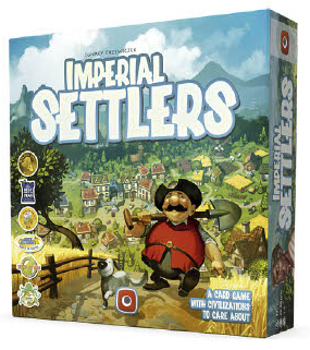Imperial Settlers: In Store Event Kit 2018 Box Front