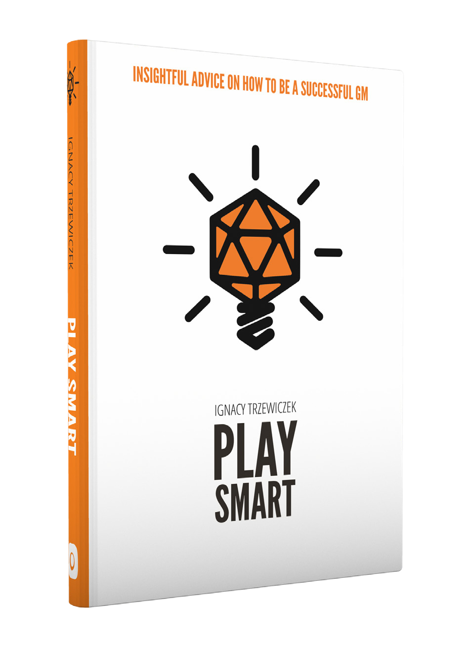 Play Smart: A Game Master`s Almanac (hardcover) Game Box