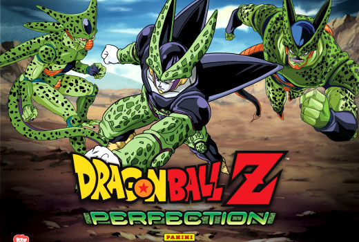 Dragon Ball Z Perfection 2016 Booster Blister Display (20) Box Front