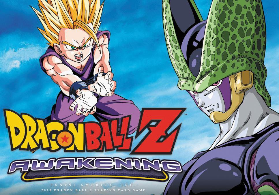 Dragon Ball Z: Awakening 2016 Starter Display (10) Box Front