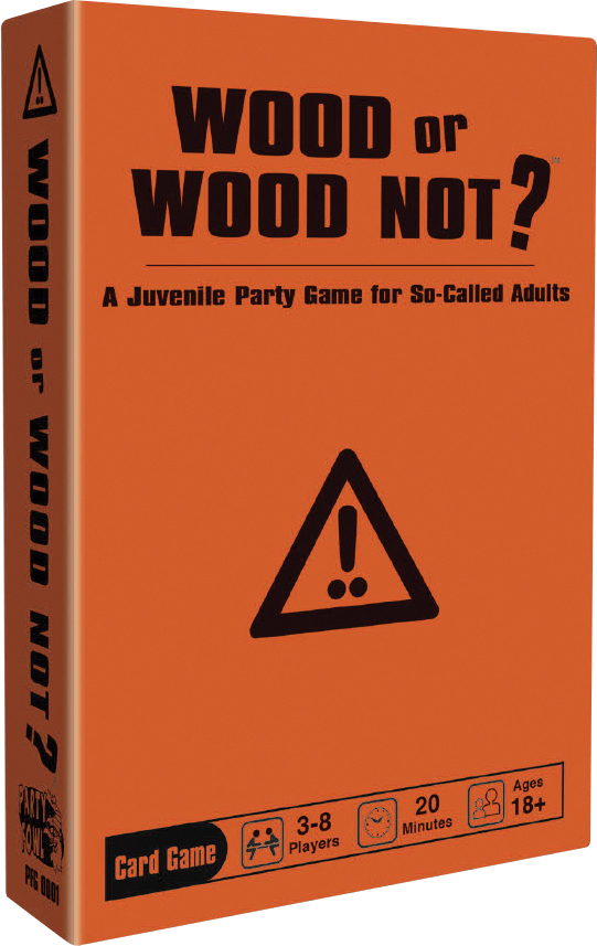 Wood Or Wood Not? Box Front