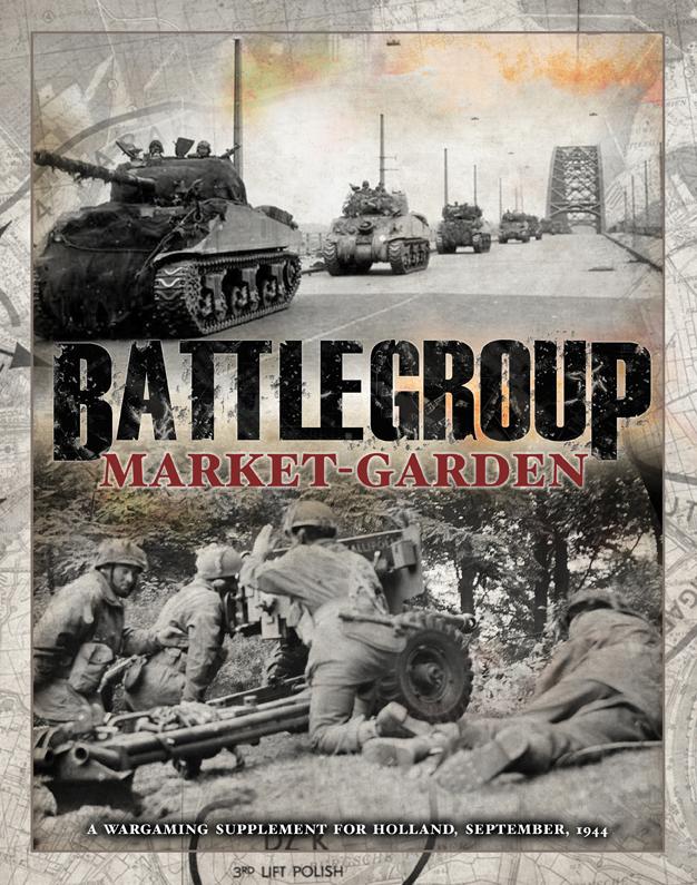 Battlegroup: Market Garden Box Front