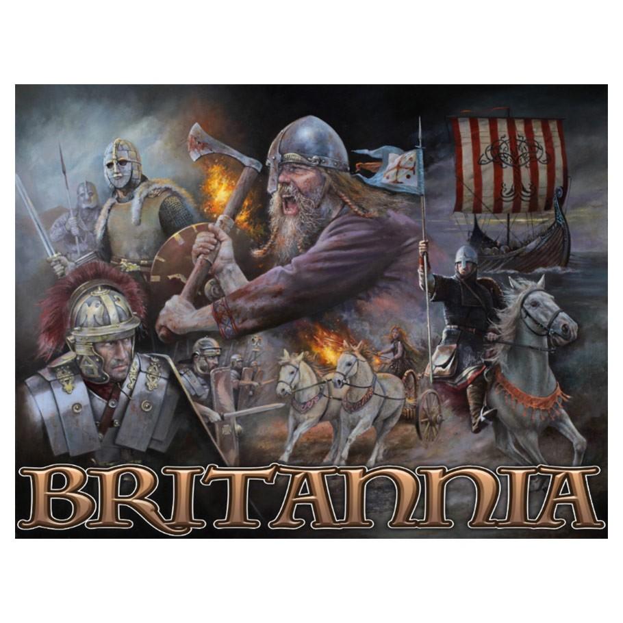 Britannia: Classic And Duel Edition
