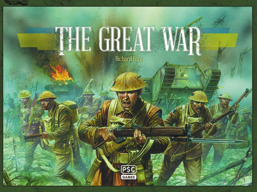 The Great War Box Front