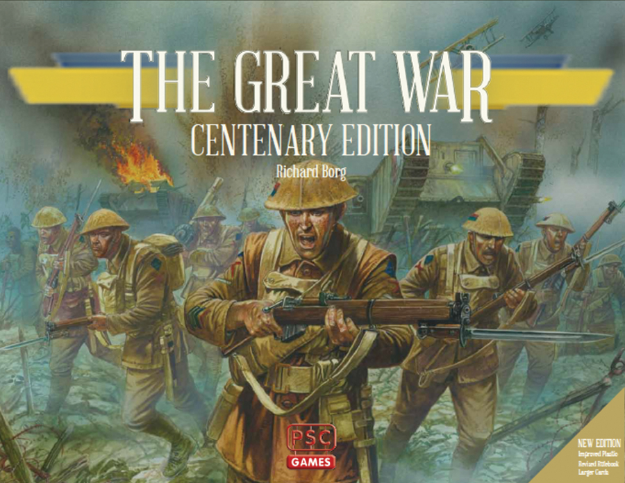 The Great War: The Great War Centenary Edition Box Front