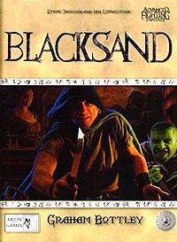 Advanced Fighting Fantasy Rpg: Blacksands Game Box