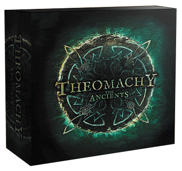 Theomachy: The Ancients Box Front